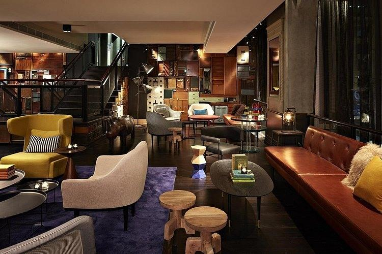 QT Hotel by Nic Graham and Indyk Architects | Home Adore