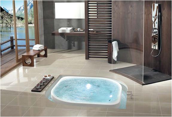 Award Winning Overflow Bathtubs by Kasch | FancyCrave