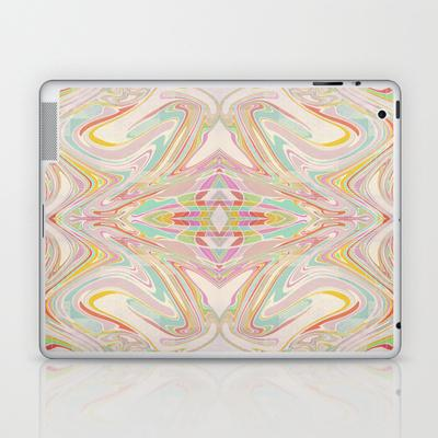 Mirrored 2 Laptop & iPad Skin by pascal | Society6