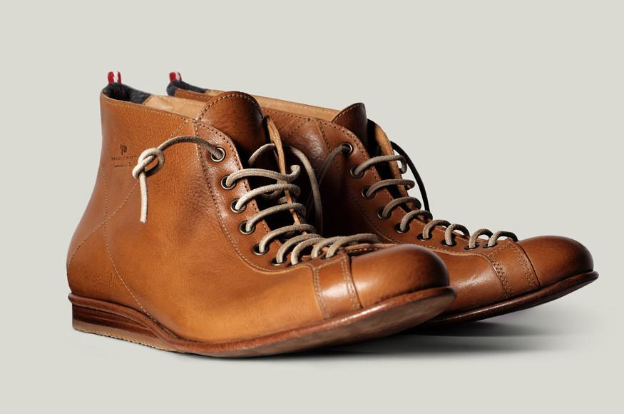 hard graft / Men's Low Boot / Heritage
