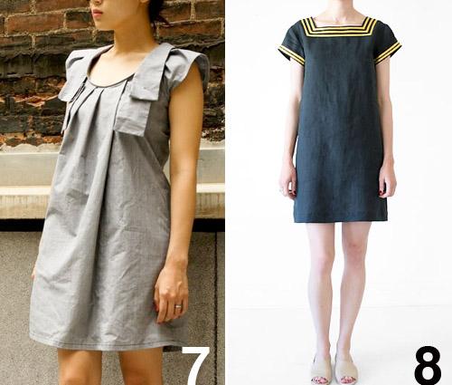 round it up: dresses | mint