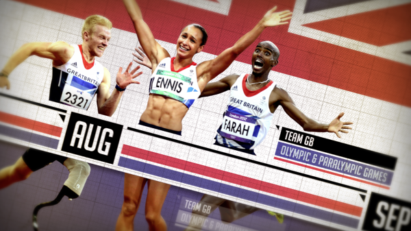 2012: THE GREATEST SPORTING YEAR on