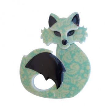 Women - Jewellery - Brooches - She's So Foxy Brooch by Erstw