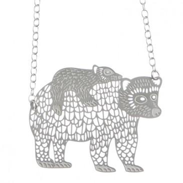 Women - Jewellery - Necklaces - SS Bear Necklace