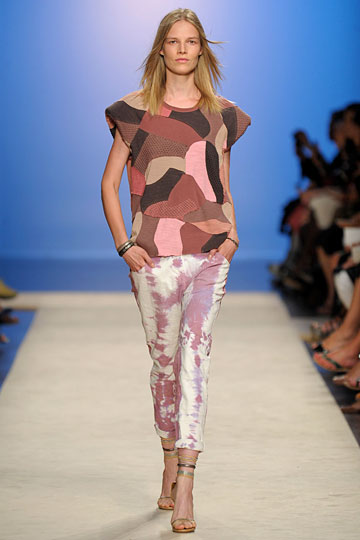 New York Fashion Search - Spring 2012 RTW & Menswear, Isabel Marant -- New York Magazine