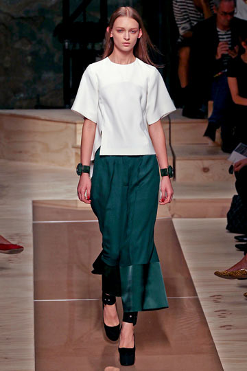 New York Fashion Search - Spring 2012 RTW & Menswear, Celine -- New York Magazine