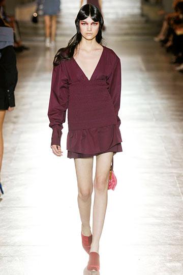 New York Fashion Search - Spring 2012 RTW & Menswear, Miu Miu -- New York Magazine