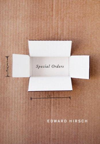 The Book Cover Archive: Special Orders, design by Jason Booher