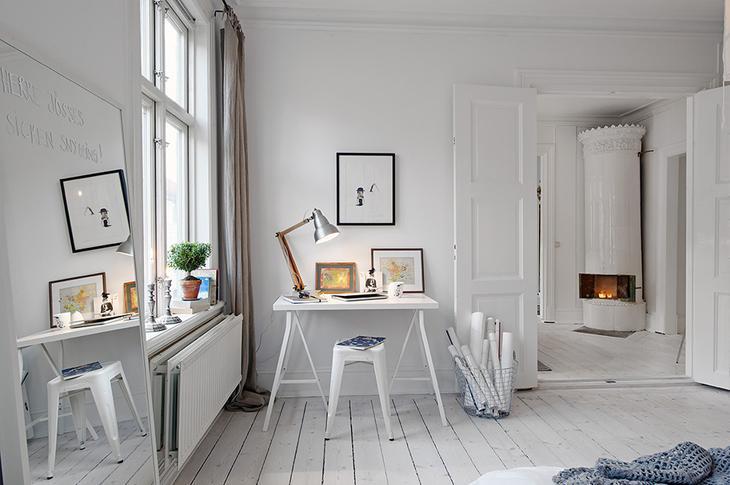 design attractor: scandinavian