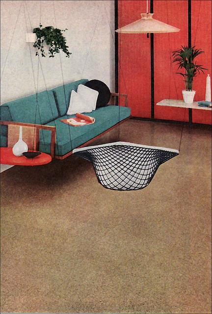 a brighter view | theniftyfifties: 1956 Italian mid century...