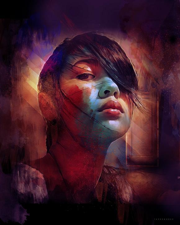Inspiration Galley 122 Â« Tutorialstorage | Photoshop tutorials and Graphic Design