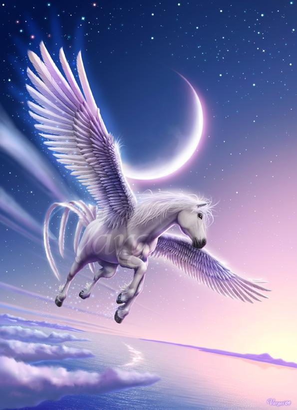 Pegasus by ~Varges
