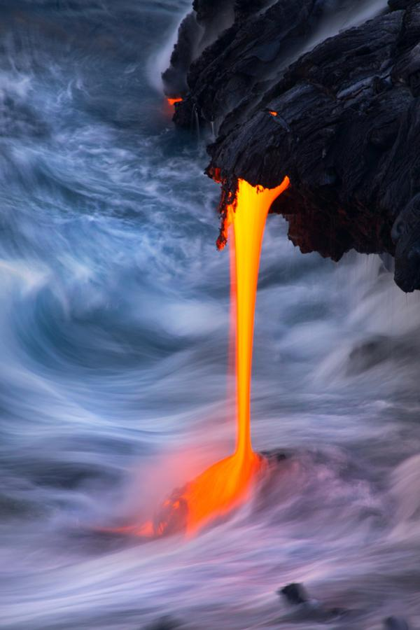 30+ Jaw-Dropping Photographs of Lava | GenCept | Addicted to Designs