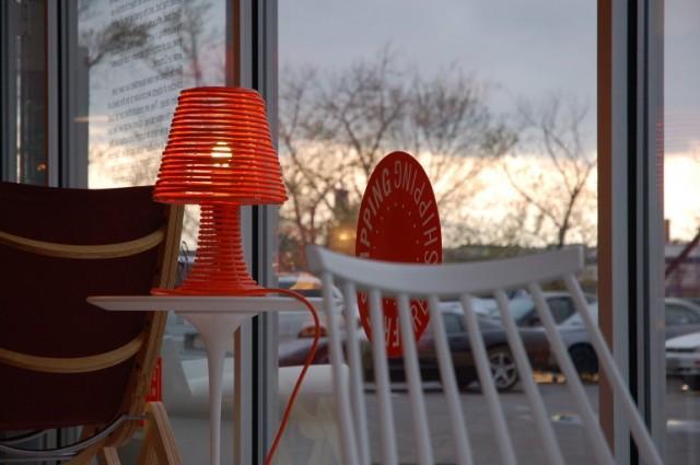 Coil Lamp by Craighton Berman   FancyCrave