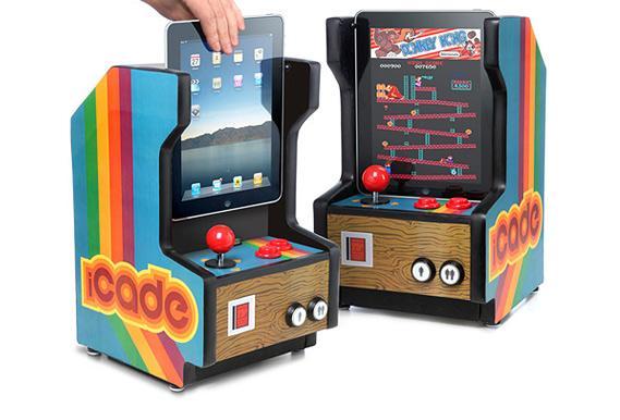 iCADE - iPad Arcade Cabinet | FancyCrave