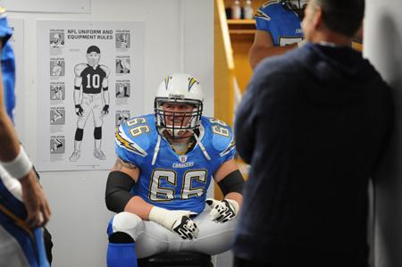 Chargers BlogPregame Photos: Ravens at Chargers Â«