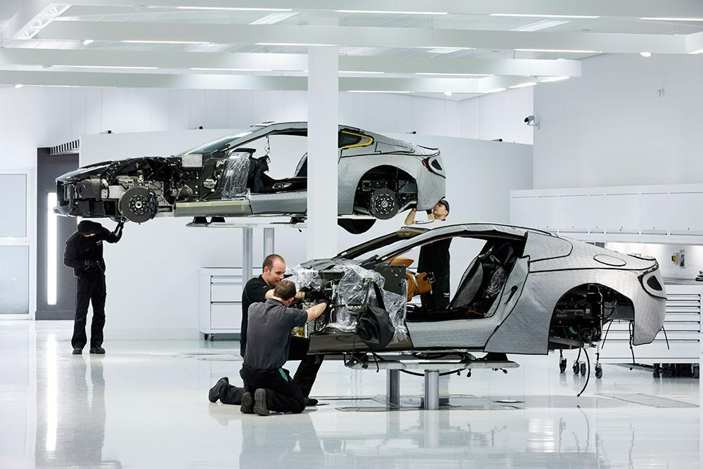 How Aston Martin Builds the Gorgeous One-77 Supercar | Autopia | Wired.com