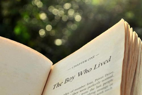 The boy who live come to die * *