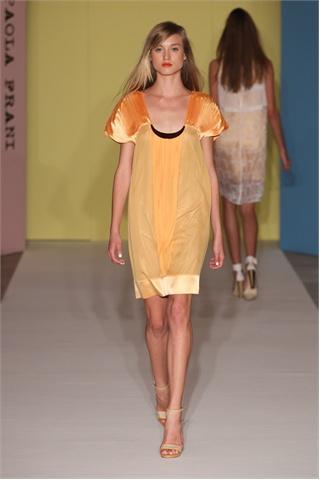 Paola Frani Collezioni Primavera Estate 2012 - Sfilate - Moda - Style.it