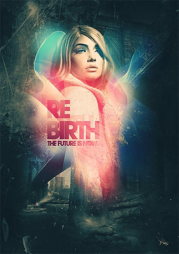 Rebirth - Posters - Creattica