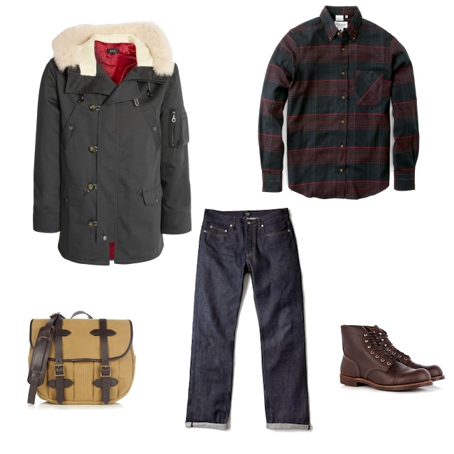 APC Filson My Wardrobe discount sale voucher promotion code | fashionstealer