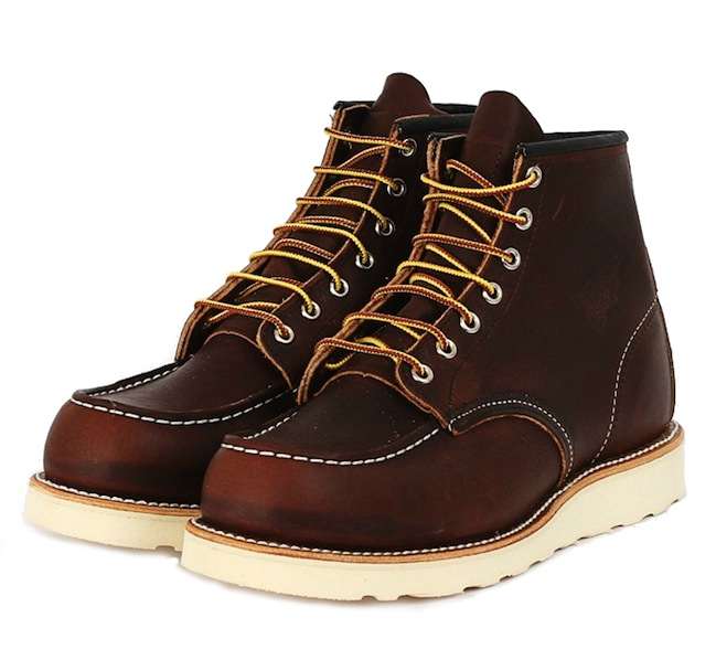Red Wing Boot Ape Apple discount sale voucher promotion code | fashionstealer