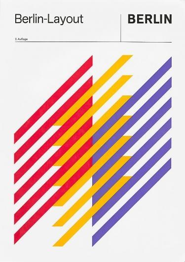 Designspiration — Anton Stankowski Berlin Print