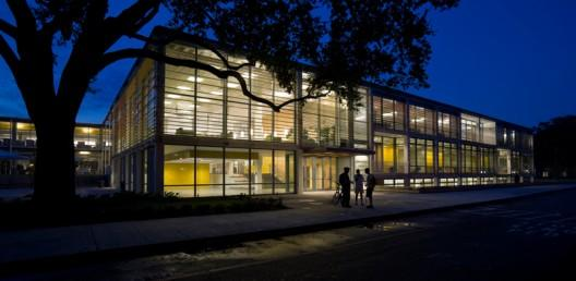 The Lavin-Bernick Center for University Life / VJAA   ArchDaily