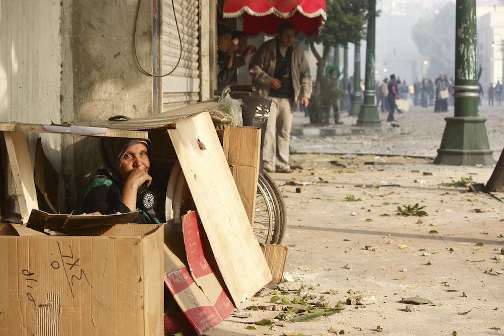 Weer een slapeloze nacht in Caïro | VICE