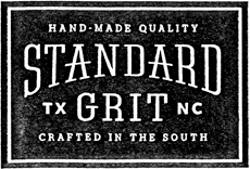 Standard Grit — Hand Made, Limited Edition Textiles Crafted in the South