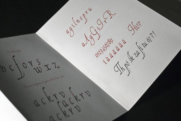 Morante Typeface on Typography Served
