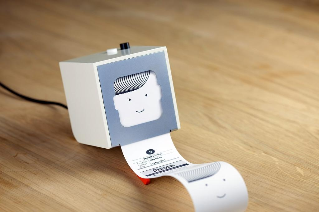 Little Printer | Drawar Collections