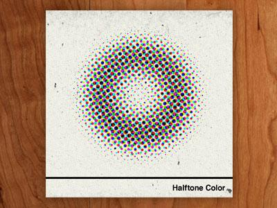 Halftone by Jeremiah Britton