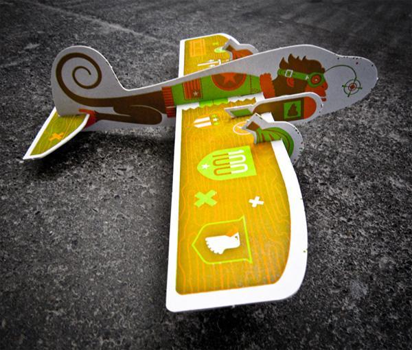 A Hundred Monkeys' Flying Monkey Kit - FPO: For Print Only