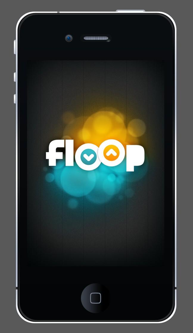 Floop ID and iPhone UI