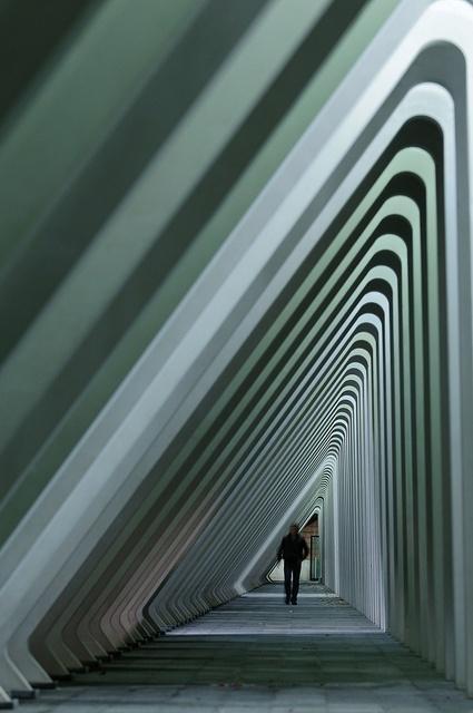 ArquiGag | Ritmo. Estación de tren Alemania.
