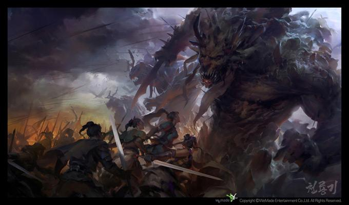 Min Yum » Blog Archive » Concept Art World
