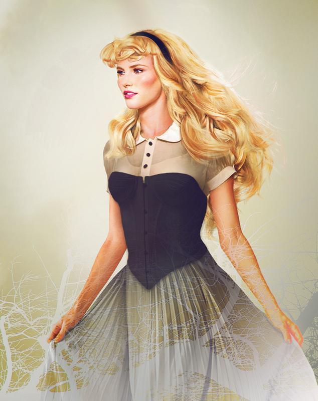 Realistic Princess of Walt Disney - Photos - MetaTube