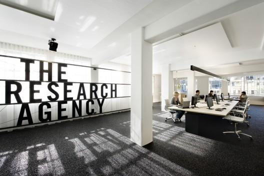 The Research Agency / Jose Gutierrez | ArchDaily