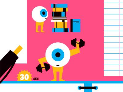 Have you been working out? by Ingrid de Lugt