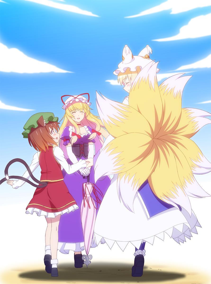 /Yakumo Family/#750431 - Zerochan