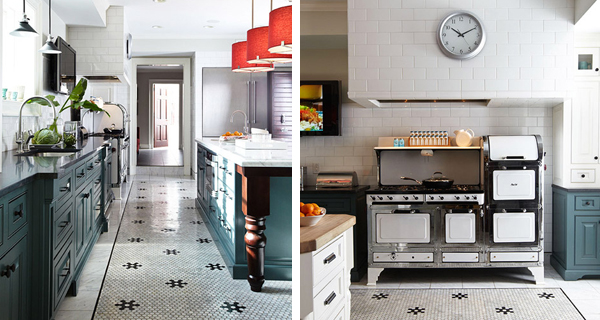 Black*Eiffel: Bright and Happy Kitchen