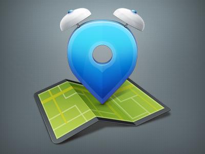 Geo-Tasker Icon by Andrew Qingool