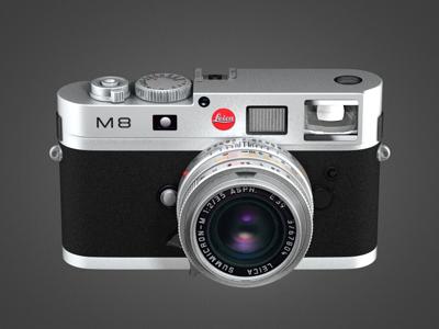 Leica M8 by Konstantin Datz