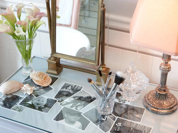 Chic Makeup Vanities and Dressing Tables for Her : Rooms : Home & Garden Television
