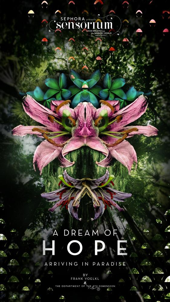 Sephora Sensorium - First Scent & Lucid Dreams