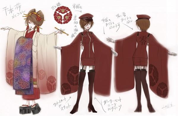/Senbon Sakura/#837124 - Zerochan