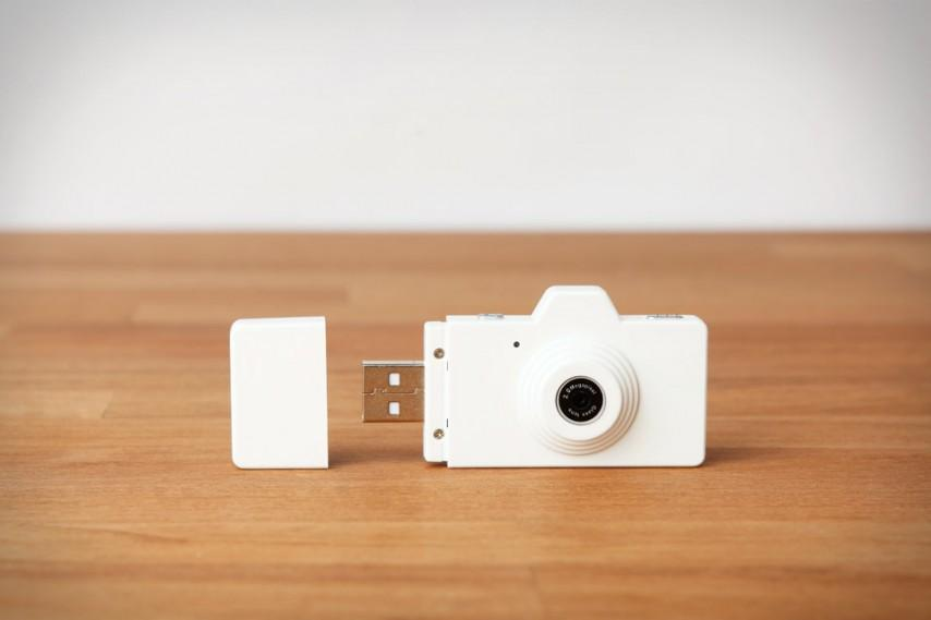 Clap USB Camera | THEINSPIRATION.COM l THIS IS WHâ–²T INSPIRES US