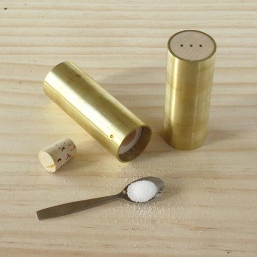 Ladies and Gentlemen Studio: Living Design - Cylinder - brass-pair-500.jpg