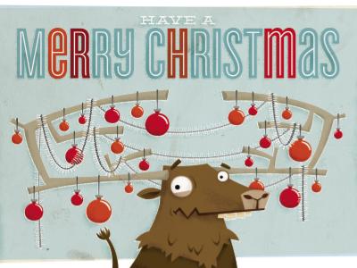 40 Jolly Christmas Based Illustrations   inspirationfeed.com